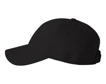 Your Own Customizable Ball Cap  - Polo Style Ball Cap (Available in Colors too)