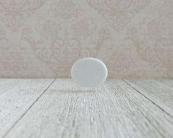Speech Bubble Lapel Pin - Speech Balloon - Tie Tack or Lapel Pin