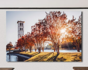 Furman University Greenville SC Canvas Print