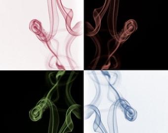 Abstract, Smoke Overlay, Wall Decor, Fine Art Photography, Digital Download, Printable Art