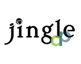 Archivo de SVG de Jingle para el corte, PNG y JPG