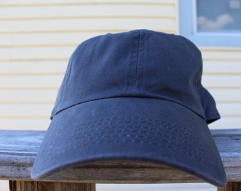 CHOOSE YOUR WORD Navy Hat