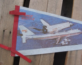 Kennedy Space Center, Florida, Pennant, Souvenirs, Pennents, Pennants, Travel Collectibles, FREE shipping
