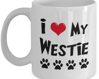 Westie Mug - Westie coffee mug