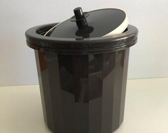 Vintage Tupperware Ice Bucket