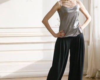 Wide Leg Tango Pants Trousers Milonga Wear