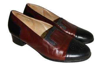 1950's Leather Shoes