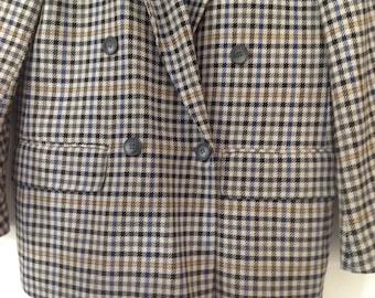 Vintage eighties 2 piece Business suit. Jones New York, size 10. Made in USA