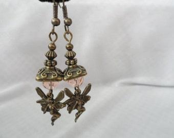 Fairy Steampunk Earrings