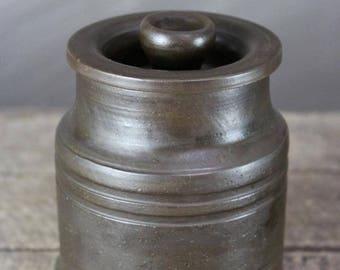 Small Earthenware Pot