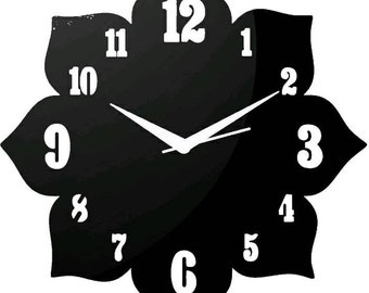 beautiful analog wall clock