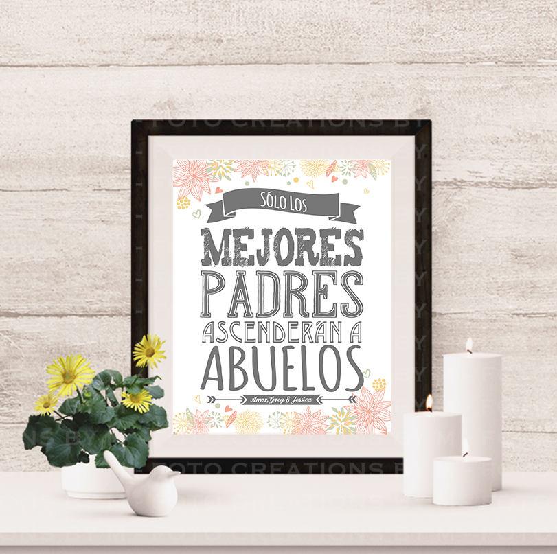 Solo Los Mejores Padres Ascenderan A Los Abuelos Spanish
