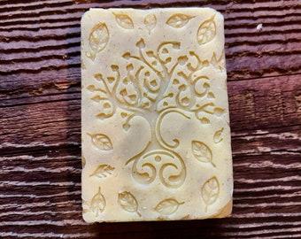 Organic Gardener's Soap with Pumice - One 3oz bar