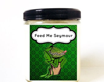 Feed Me Seymour Costume