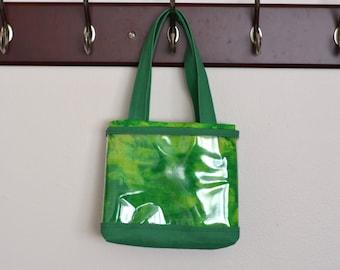 Absinthe Green Mini Ita Bag