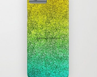 Ocean Sunrise Glit Gradient Phone Case 18 Styles Available! - iPhone, iPod, and Samsung Galaxy!