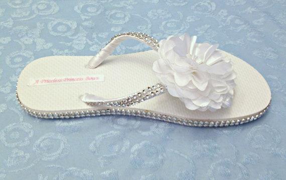 5f0a61787 ... Flops Flops Flops Flower Flops Flip Flip Wedding Bridal Bridal Flip  Flip Colors White Sandals Sandals ...