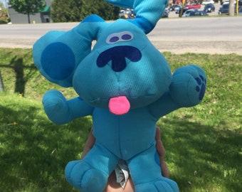 Blues clues plush dog