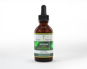 Juniper Berry (Juniperus communis) Tincture / Extract 2 oz.