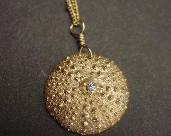 Baby Sea Urchin - Necklace