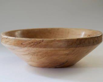 Birch Wooden Bowl