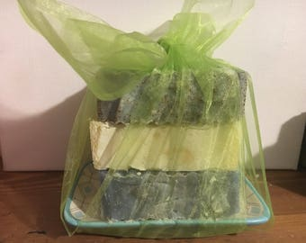 Fathers Day soap set