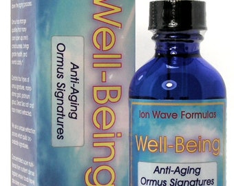 Well-Being Ormus