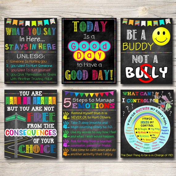 School Counselor Posters School Psychologist Posters