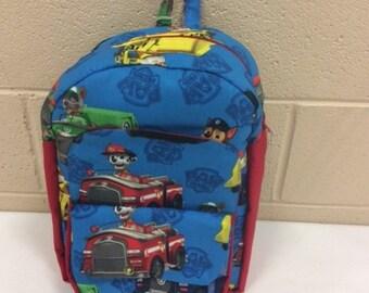 Paw Patrol Preschool Backpack