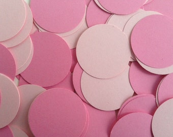 Party Wedding table confetti discs