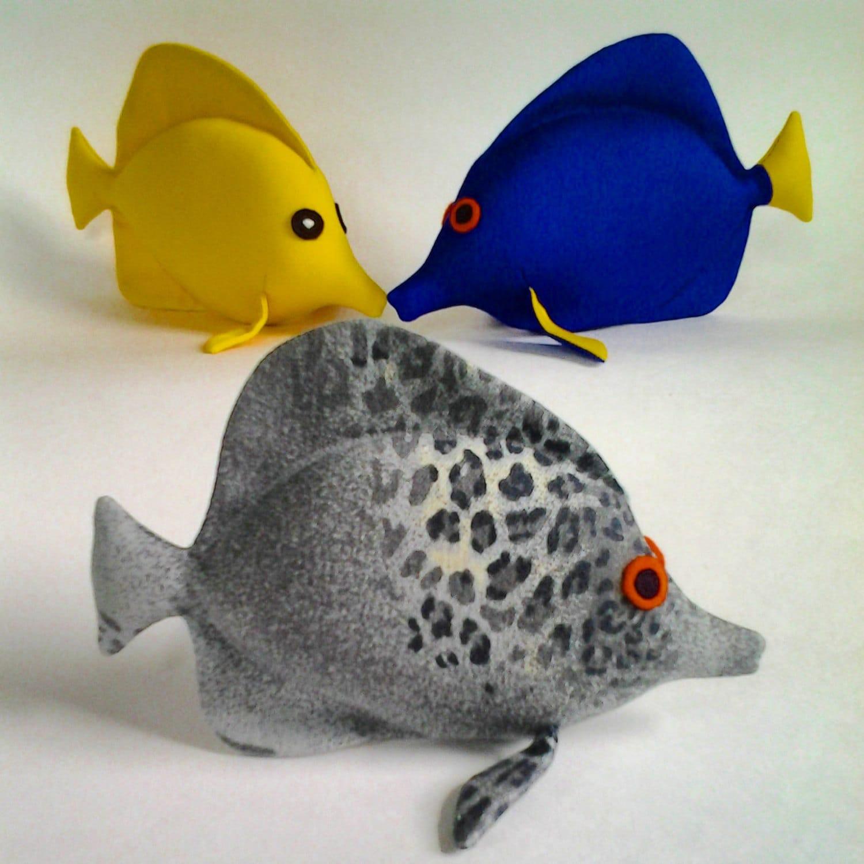 Fish soft toy pattern pdf pattern tutorial diy soft toy toy zoom jeuxipadfo Image collections