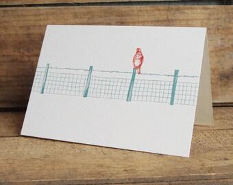 Buzzard Card