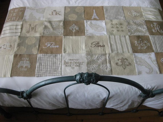 Cross Stitch Pattern French Quilt French