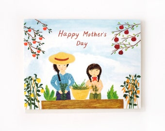 Mother's Day Gardening Card