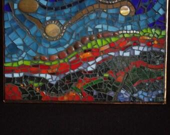 Southwestern Mosaic Panel