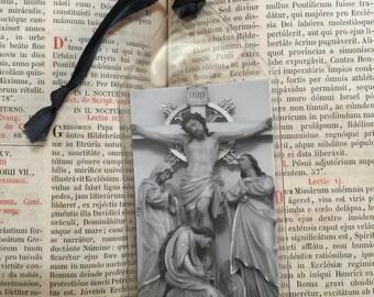 Jesus on Cross Bookmark