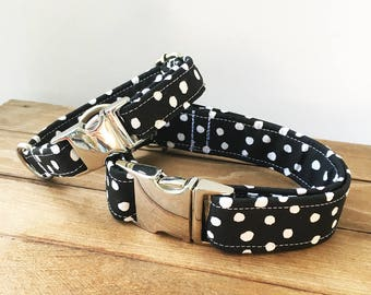 The Polly-Dog Collar by howl with silver buckle
