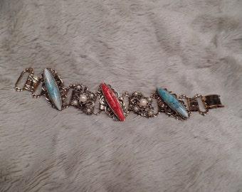 1960's Victorian Revival Bracelet