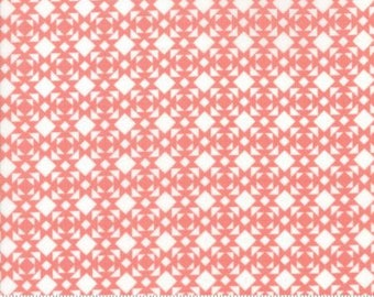 Nest Rose Linoleum 5064 22 by Vanessa Goertzen of Lella Boutique for Moda
