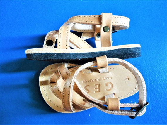 Ancient Sandals Sandals Leather Baby Grecian Baby Boy Sandals Sandals Light Girl Sandals Genuine Sandals Kids Greek Leather Brown pZId5xqqgn