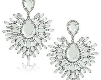 Palermo Cristal Earrings