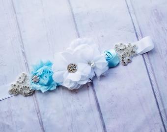 Maternity Sash, Bridesmaid Sash, Bridal Belt, Blue Sash, Junior Bridesmaid Sash,Flower girl Sash,Bridal Sash, Maternity Sash, Maternity belt