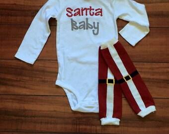 Santa Baby Outfit!