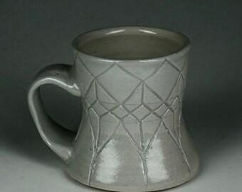 Wood Salt Fired Mug