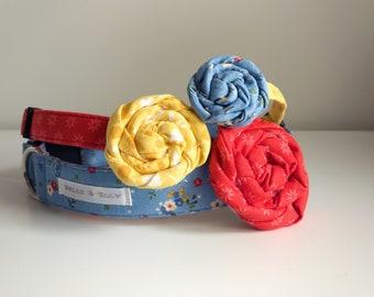 Collar Rosette Flower (Flower Only)