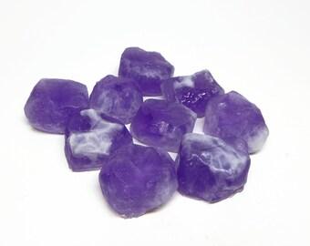 Amethyst Soap Set - Choose your Scent