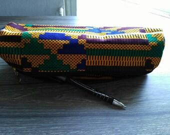 T022 - Round Kit school wax (pencil box)