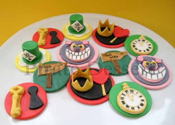 Disney Characters Cake Molds