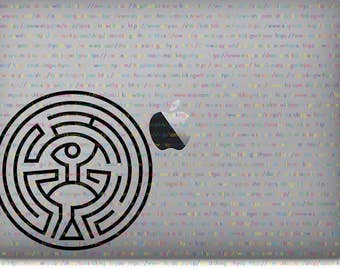 Westworld - TV Show - Maze logo