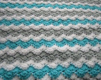 Crochet Pattern, Baby Blanket, Crochet Blanket, PDF Pattern, Throw Blanket, Tutorial, Blanket Pattern, Haakpatroon, Crochet Afghan Pattern